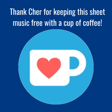 thank cher with coffee